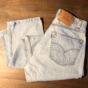 Vintage 1990s Levi's 505 Jeans Size 33x 30